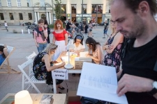 """Akcja społeczna """"Podaruj wiersz"""" w Lublinie"""