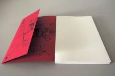 """Katalog wystawy """"Nagła wyspa. Herbert 2019"""""""