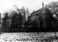 Kościół parafialny w Kurowie