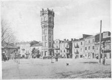 Wieża ciśnień na placu Wolności