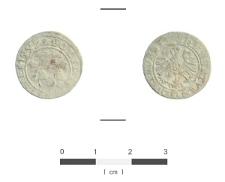 Szeląg z 1557 roku