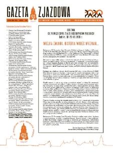 Gazeta Zjazdowa nr 1