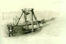 Instalowanie drewnianych rur wodociągowych