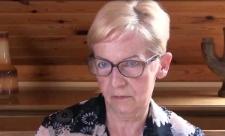 Nie pamiętam podtopień - Danuta Daniewska - fragment relacji świadka historii [WIDEO]