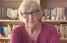 Powodzie na Bystrzycy - Anna Wiśniewska - fragment relacji świadka historii [WIDEO]