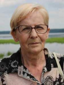 Danuta Daniewska - fotografia świadka historii