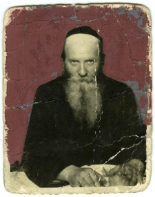 Aron Boruch Arenzon (1883-1943) at Treblinka