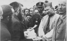 Wojsławiccy Żydzi z biskupem Fulmanem