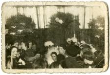 Wedding Lejb Arenzon and Ruchla Feiga Horowicz