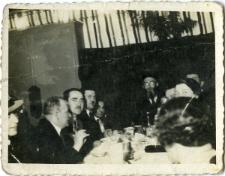 Wedding of Lejb Arenzon and Ruchla Feiga Horowicz, 1939