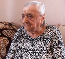 Jestem najszczęśliwszą babcią i prababcią - Genowefa Szewczyk - fragment relacji świadka historii [WIDEO]