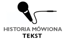 Mała hydrotechnika - Dagmara Kociuba - fragment relacji świadka historii [TEKST]