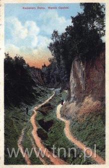 Kazimierz nad Wisłą - Wąwóz Opolski