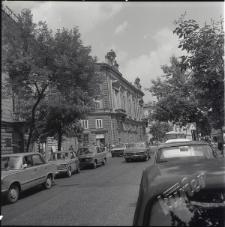 Ulica Gabriela Narutowicza w Lublinie