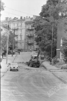 Ulica Dolna 3 maja w Lublinie.