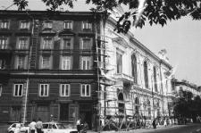 Remont budynku Teatru im. Juliusza Osterwy w Lublinie