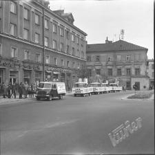 Plac Wolności w Lublinie