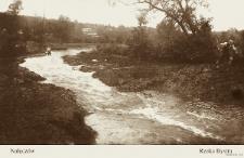 Nałęczów - rzeka Bystra