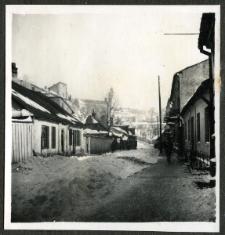 Ulica Dolna Panny Marii w Lublinie