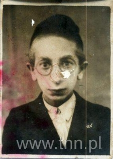 Chłopiec żydowski z Kocka