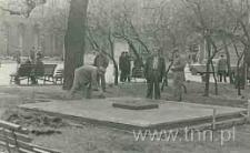 Odbudowa pomnika Konstytucji 3 Maja w Lublinie