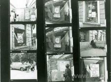 Wglądówki zdjęć wykonanych w dniu 15 lipca 1980 roku