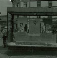 13 lipca 1980 roku na Krakowskim Przedmieściu