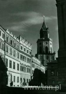 Rynek i Wieża Trynitarska
