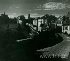 Widok Starego Miasta ze Wzgórza Zamkowego