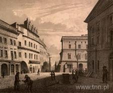 Rynek i ulica Grodzka w Lublinie