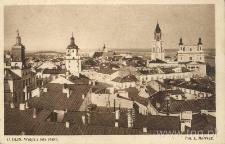Lublin. Widok z lotu ptaka