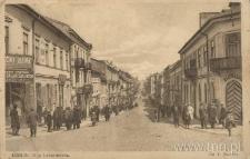 Lublin. Ulica Lubartowska