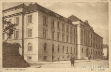 Lublin. Izba Skarbowa