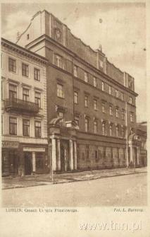 Lublin. Gmach Urzędu Pocztowego
