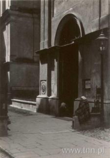 Wejście do kościoła dominikanów