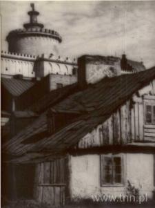 Domy przy ulicy Podzamcze