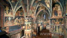 Wnętrze Kaplicy Zamkowej - widok ogólny