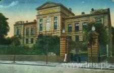 Gmach Sądu Rejonowego przy Krakowskim Przedmieściu 76