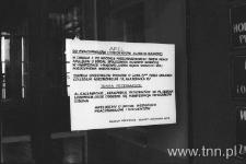 Apel do pracowników Akademii Rolniczej w Lublinie