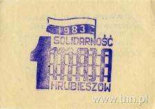 Koperty korespondencji internowanych