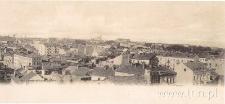 Panorama Lublina ze wzgórza Czwartek, część 3.