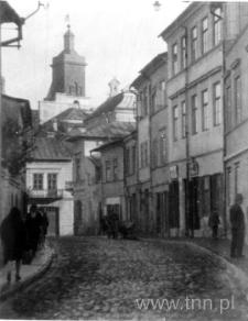 Ulica Zielona w Lublinie