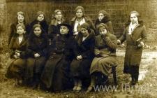 Uczennice szkoły w Bełżycach