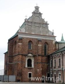 Kaplica Zamkowa w Lublinie. Fotografia