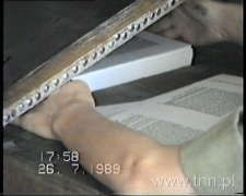 """Metoda druku tzw. """"bibuły"""""""