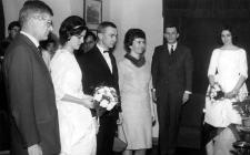 Ślub członków Grupy Zamek