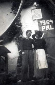 Jerzy Ludwiński i Urszula Czartoryska