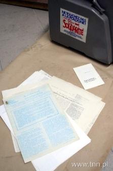 czasopisma i broszury wydane przez lubelskich drukarzy podziemnych