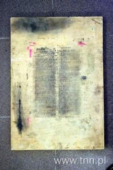 deska podkładowa do druku w technice sitodruku