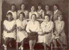 Klasa gimnazjalna u Urszulanek